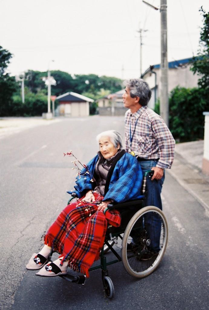 97歳になる祖母得本トヨ子さん